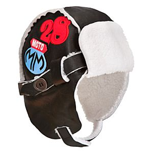 Mickey Mouse Motorcycle Hat for Baby