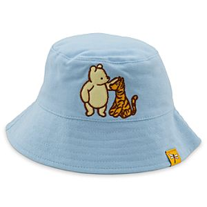 Winnie the Pooh and Tigger Classic Hat for Baby Boys - Personalizable
