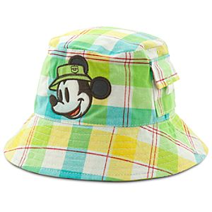 Mickey Mouse Bucket Hat for Baby