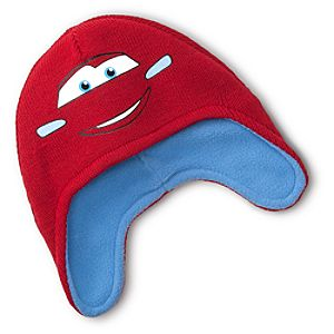 Lightning McQueen Hat for Baby