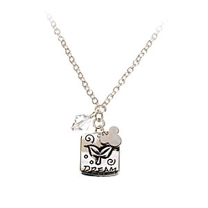 Dream Disney Dreaming Necklace