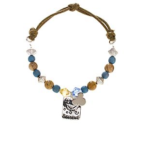 Believe Disney Dreaming Charm Bracelet