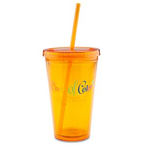 World of Color Tumbler -- Orange