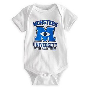 Monsters University Bodysuit for Baby