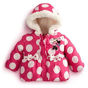 Minnie Mouse Jacket for Baby - Personalizable
