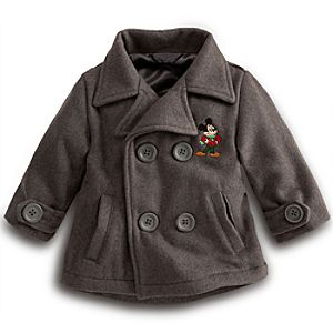 Mickey Mouse Peacoat for Baby - Holiday