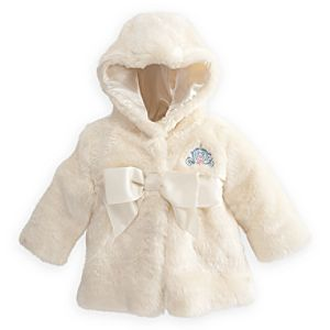 Cinderella Coat for Baby