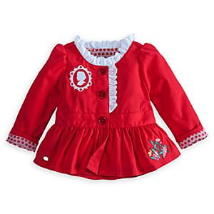 Snow White Jacket for Baby