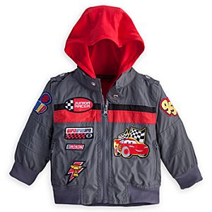 Lightning McQueen Jacket for Baby