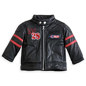 Mickey Mouse Motorcycle Jacket for Baby