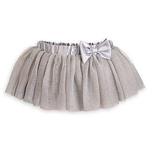 Disney Tutu for Baby - Silver