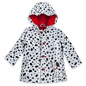 101 Dalmatians Rain Jacket for Baby