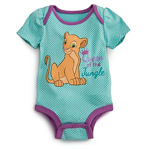 Nala Disney Cuddly Bodysuit for Baby - Lion King