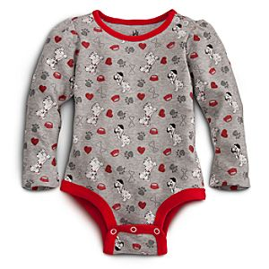101 Dalmatians Disney Cuddly Bodysuit for Baby