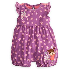 Monsters, Inc. Boo Romper for Baby