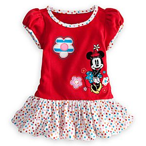 Minnie Mouse Bubble Dress for Baby