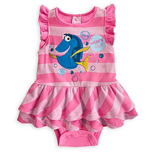 Dory Disney Cuddly Bodysuit for Baby
