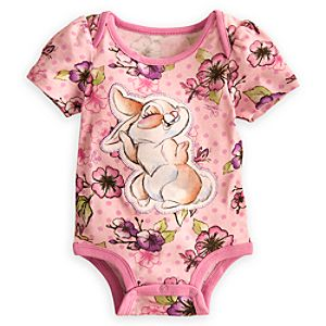 Miss Bunny Disney Cuddly Bodysuit for Baby