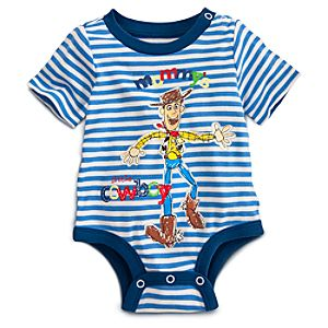 Woody Disney Cuddly Bodysuit for Baby