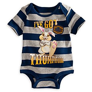 Thumper Disney Cuddly Bodysuit for Baby