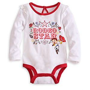 Jessie Disney Cuddly Bodysuit for Baby