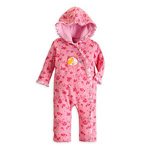 Aurora Hoodie Coverall for Baby