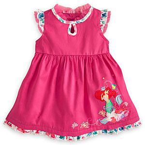 Ariel Woven Dress for Baby