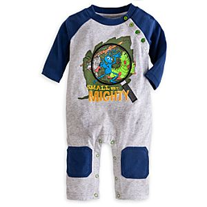 A Bugs Life Mighty Bugs Coverall for Baby