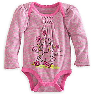 Lady Cuddly Bodysuit for Baby - Lady and the Tramp