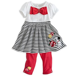 101 Dalmatians Dress and Leggings Set for Baby
