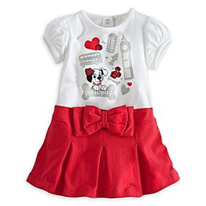 101 Dalmatians Dress for Baby