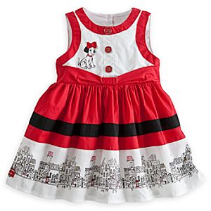 101 Dalmatians Woven Dress for Baby