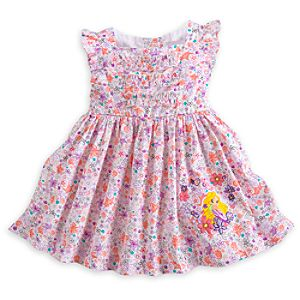 Rapunzel Woven Dress for Baby