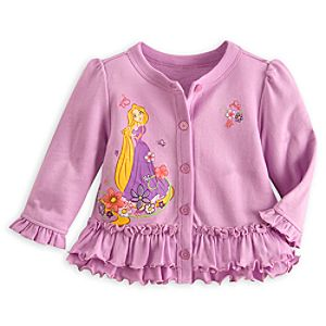 Rapunzel Knit Jacket For Baby
