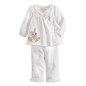 Thumper Top and Pants Set for Baby