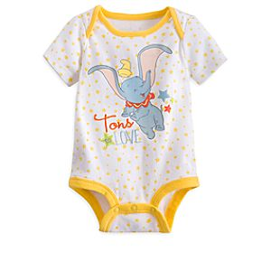 Dumbo Disney Cuddly Bodysuit for Baby