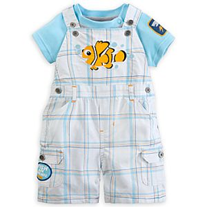Nemo Dungaree Set for Baby