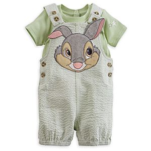 Thumper Dungaree Set for Baby