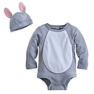 Thumper Disney Cuddly Bodysuit Set for Baby - Personalizable