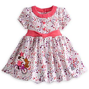 Minnie Mouse Knit Dress for Baby