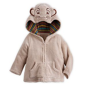 Simba Plush Hooded Jacket for Baby