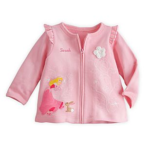 Aurora Jacket for Baby - Personalizable