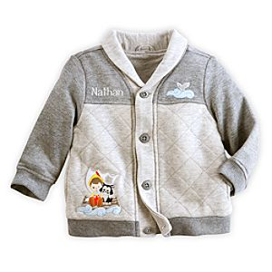 Pinocchio Jacket for Baby - Personalizable