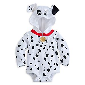 101 Dalmatians Disney Cuddly Bodysuit Costume for Baby