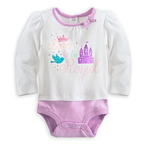 Disney Princess Disney Cuddly Bodysuit for Baby