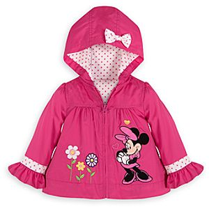 Personalizable Minnie Mouse Jacket for Baby Girls