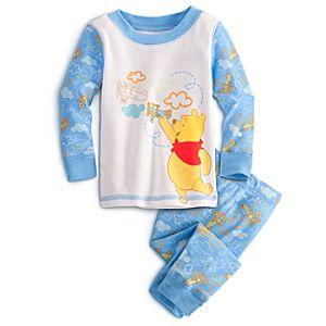 Winnie the Pooh PJ Pal for Baby