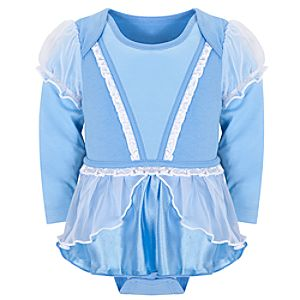 Disney Cuddly Bodysuit Cinderella Costume for Baby Girls