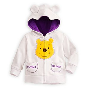 Winnie the Pooh Hoodie for Baby