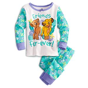 Friends Fur-ever Lion King PJ Pal for Baby